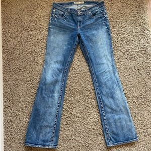 Extra LONG! Big Star Maddie Jeans